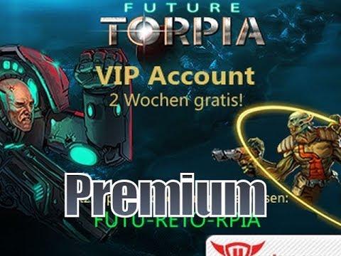 Future Torpia Premiumaccount (VIP) Gratis