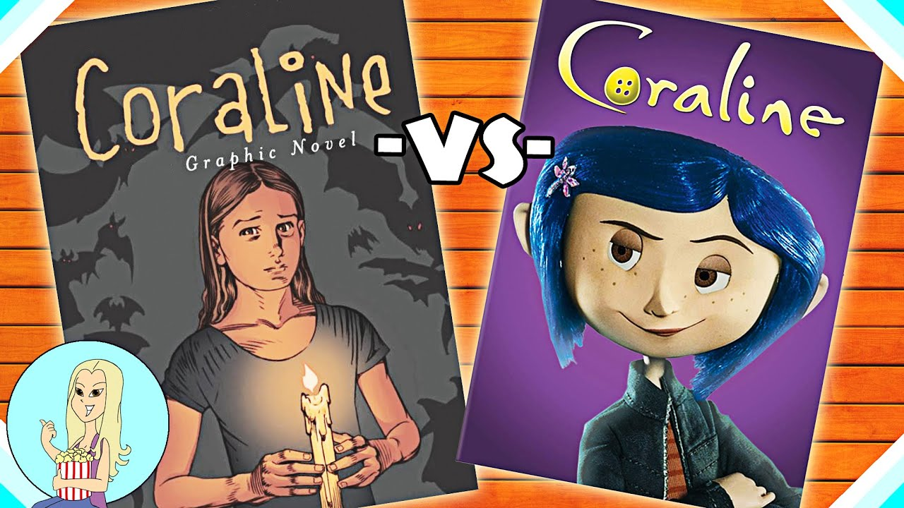 Coraline Coraline The Graphic Novel Libguides At Damascus College