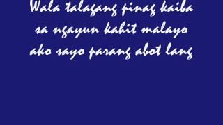 Repeat youtube video Alam kung Alam Mo Na Minamahal Kita!!!