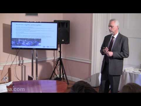 Léo Heller - The Human Right to Water and the Sustainable Development Goals