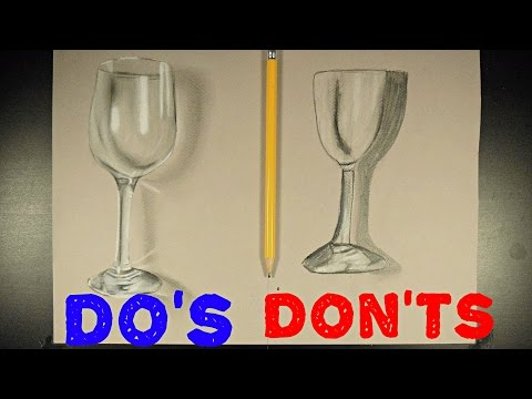 Do's & Don'ts of Realistic Drawing