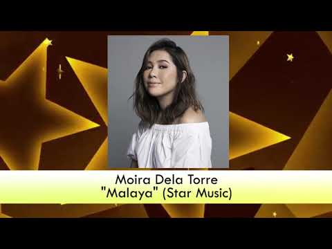 Nominees For PMPC Star Awards For Music 2018