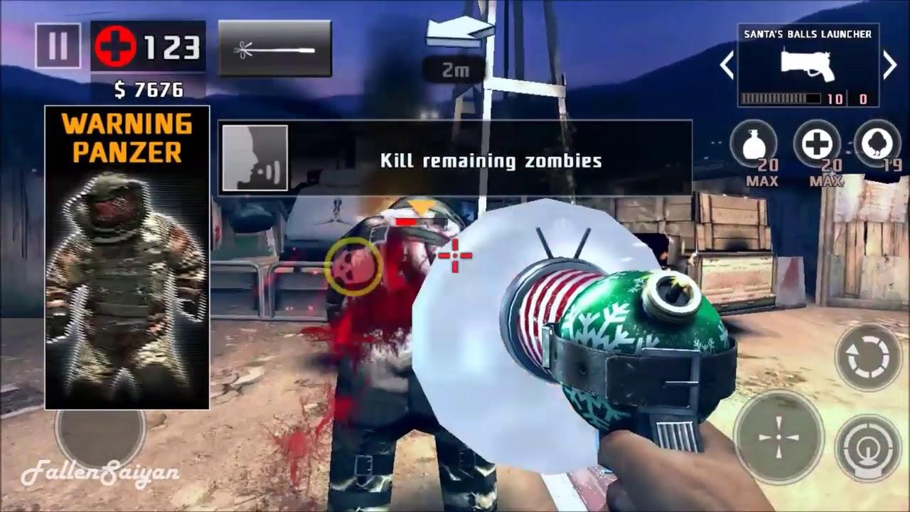 dead trigger 2 panzer