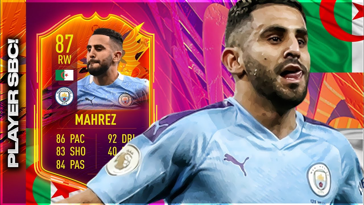 FIFA 21 HEADLINERS RIYAD MAHREZ (87) SBC! FIFA 21 ULTIMATE TEAM! - YouTube