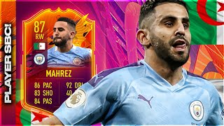FIFA 21 HEADLINERS RIYAD MAHREZ (87) SBC! FIFA 21 ULTIMATE TEAM!