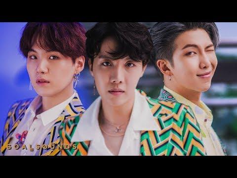 BTS - TRIVIA: The Mashup (起: Just Dance x 承: Love x 轉: Seesaw)