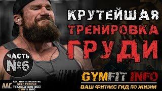СЕТ ФЕРОСИ. Крутейшая тренировка груди от АМЕРИКАНСКОГО ДЕРЕВЕНЩИНЫ #GymFit INFO