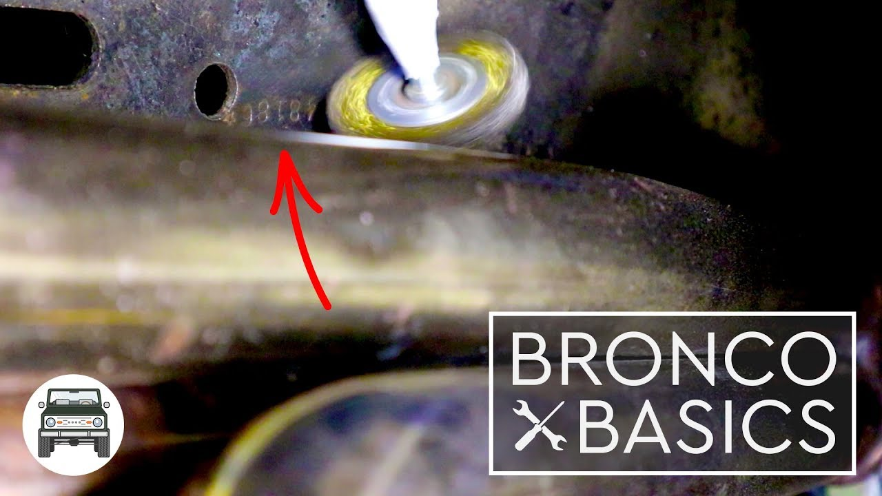 The Process for Restoring a Ford Bronco