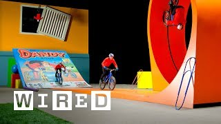 Street stunt rider Danny MacAskill breaks down his most epic tricks