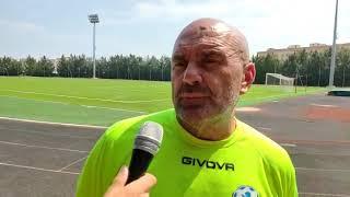 Le parole di Giancarlo Favarin, tecnico della Fidelis Andria, alla vigilia della prima di campionato