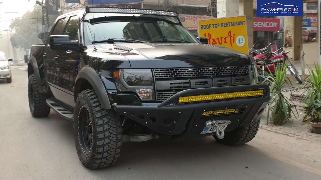 Ford Raptor F150 Hennessey Performance Owner S Review Price Specs Features Pakwheels Youtube