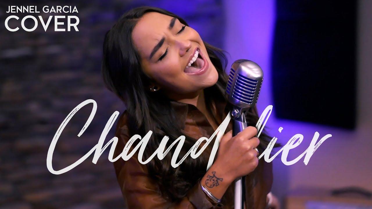 Chandelier - Sia (Jennel Garcia piano cover) on Spotify & Apple