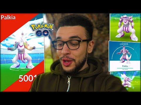 A SOLID DAY OF NEW LEGENDARY RAIDS! (Pokémon GO) thumbnail