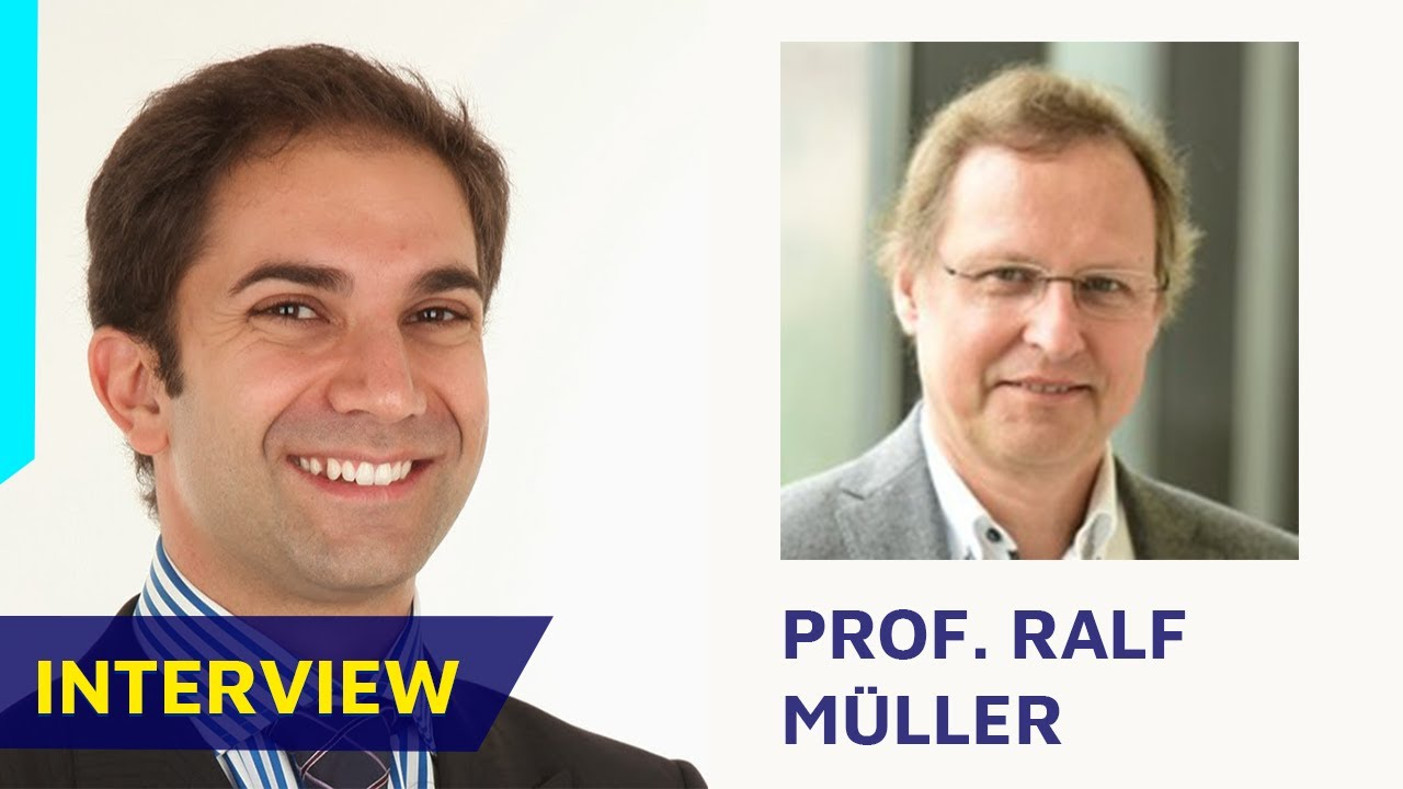 Interview with Prof. Ralf Müller - YouTube