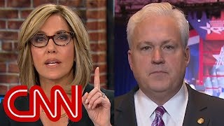 CNN anchor and conservative activist spar over NRA speech