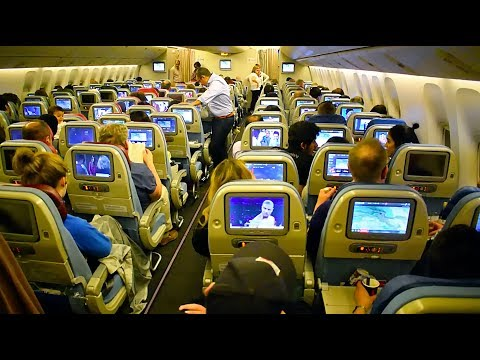 Turkish Airlines B777-300ER Economy Class Review Dubai-Istanbul