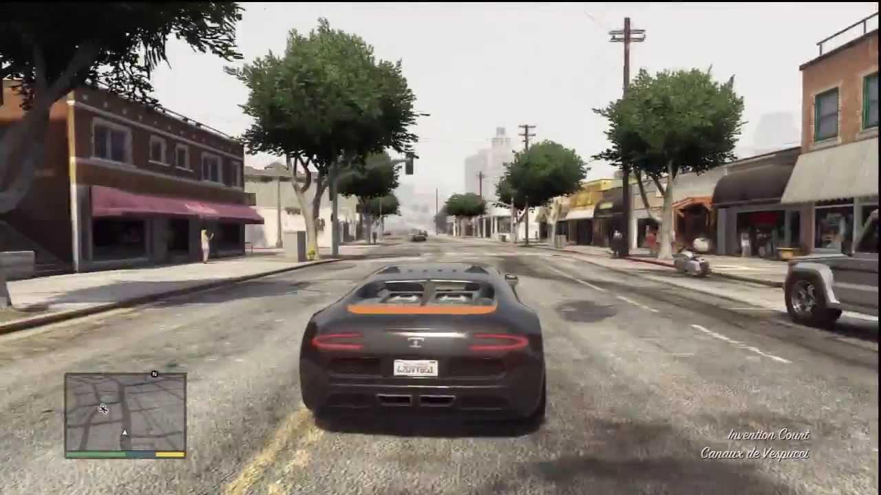 Gta v avoir la voiture la plus rapide et la plus ch re for Voiture garage gta 5