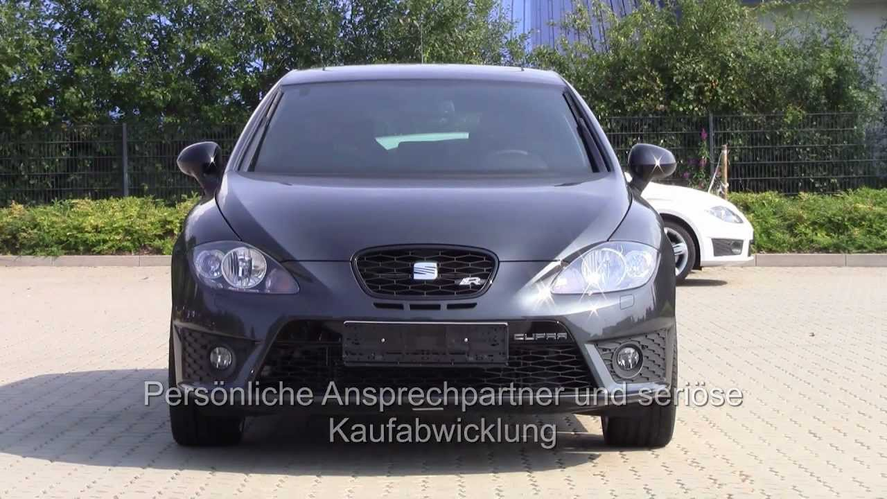 seat leon cupra r reimport eu neuwagen youtube. Black Bedroom Furniture Sets. Home Design Ideas