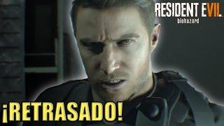 """RE7: ¡DLC gratuito """"Not a Hero"""" fue RETRASADO!!!"""