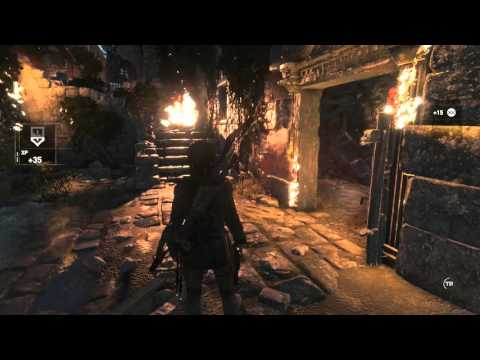 Rise Of The Tomb Raider - The Acropolis Coins Locations