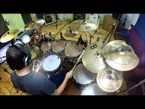 Thomas Halans - Drums - Dream Theater - As i am (Drum Cover)