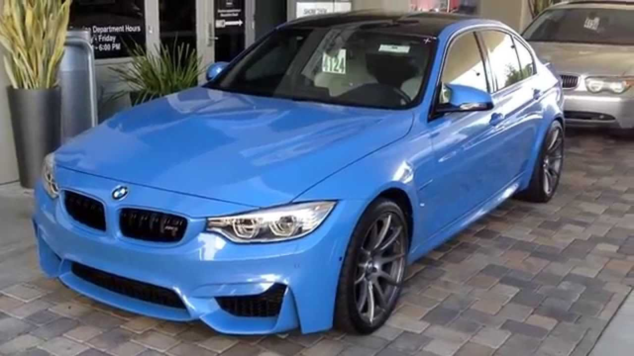 bmw m3 with blue grill 19 inch performance wheels youtube
