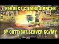 RANK 5 ROAD TO BIG 3 w/ PERPECT COMBO DANCER LVL 32! - Dragon Nest M SEA