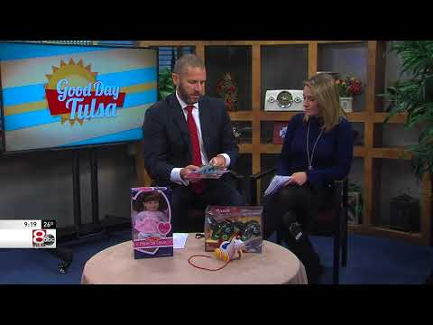 Good Day Tulsa: Chad McLain Talks Holiday Toy Safety 2017