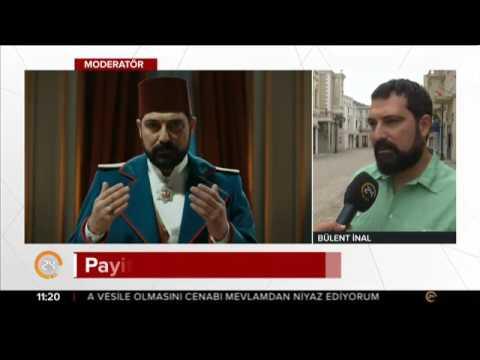 Bülent İnal Payitaht Abdülhamid'i 24 TV'ye anlattı