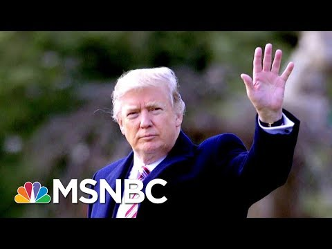 Download Youtube: NYT: Donald Trump Flexing His Muscles Now As President | Morning Joe | MSNBC
