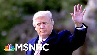 NYT: Donald Trump Flexing His Muscles Now As President | Morning Joe | MSNBC