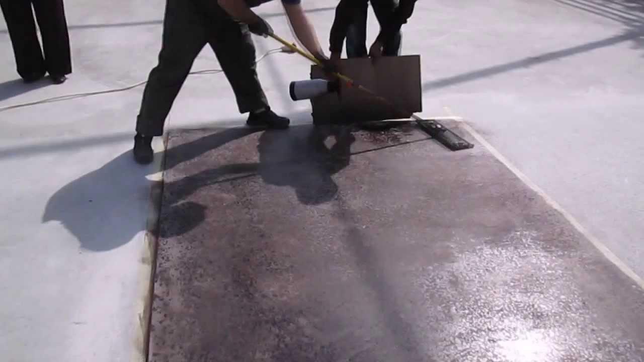 Поли бетон укрепит бетон