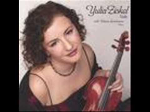 Violin Duo Lachert & Ziskel plays Lachert (Vino, vino part 1)