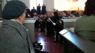 K.Amendas piemiņas koncerts 2011 Talsu LELB