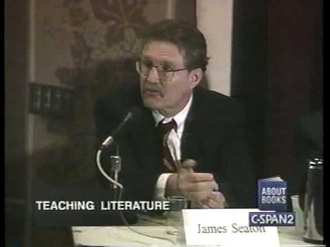 James Seaton on The Teaching of Literature - Part 6