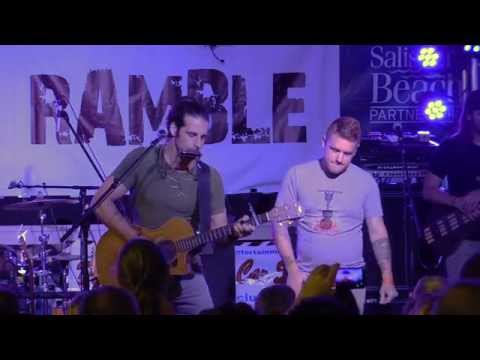 Adam Ezra Group at The RAMBLE 2015