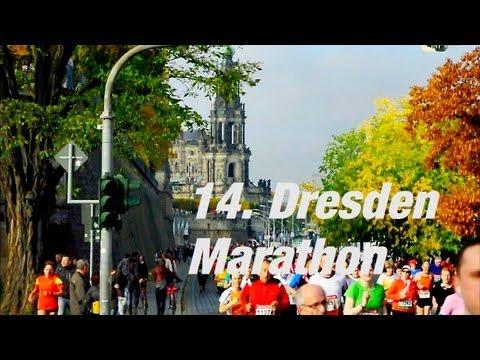 Impressionen des 14. Morgenpost Dresden Marathon