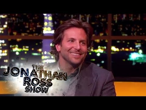 Bradley Cooper And His Disgusting Habit  Jonathan Ross Classic