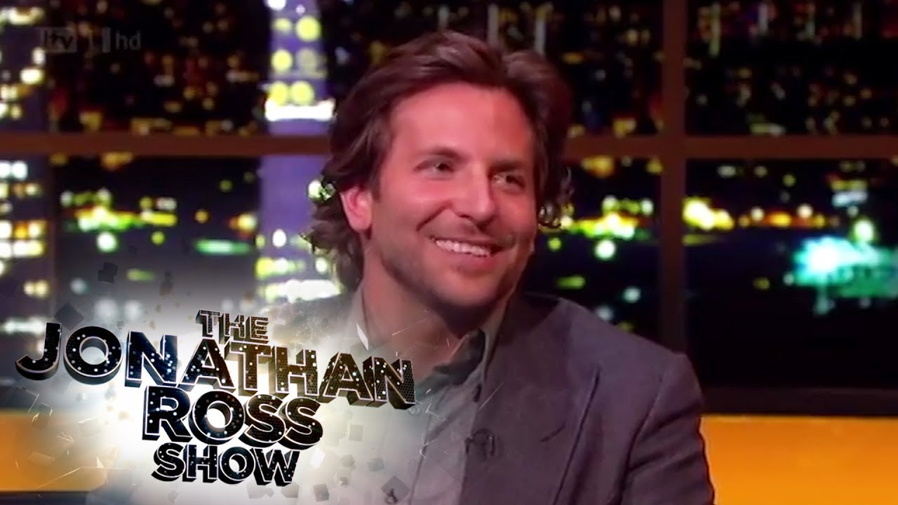 Bradley Cooper And His Disgusting Habit Jonathan Ross Classic