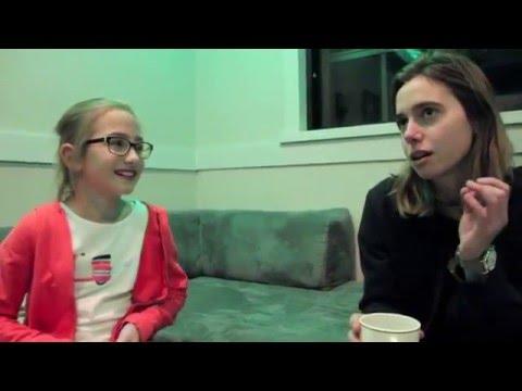 Kids Interview Bands - Julien Baker