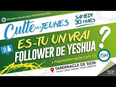 Follower de Yeshua 2