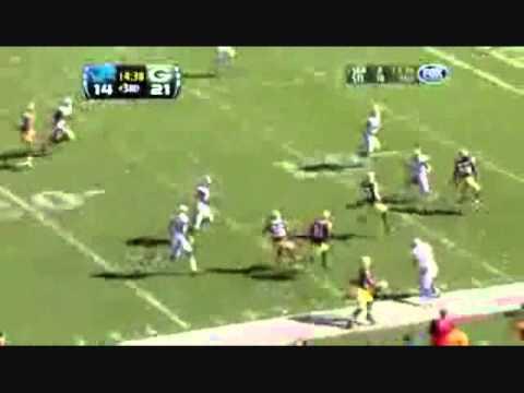 NFL 2010-2011 Interceptions