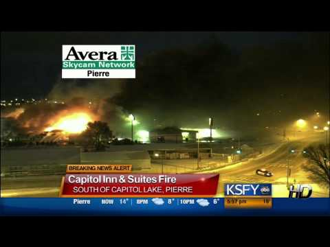 Pierre Capitol Inn & Suites Fire Coverage