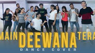 Guru Randhawa Main Deewana Tera Dance Cover Arjun Patiala kunal more DFS Diljit Kriti