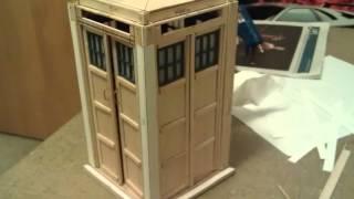 Model Tardis Build