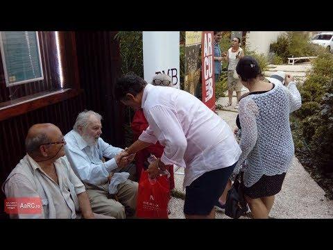 """Lansarea cartii """"Bricabrac"""" de Lucian Pintilie"""