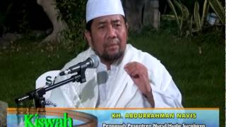 "KISWAH KH. Abdurrahman Navis, Lc., M.HI  ""Wali Songo Penyebar Agama Islam di Indonesia"" 3"