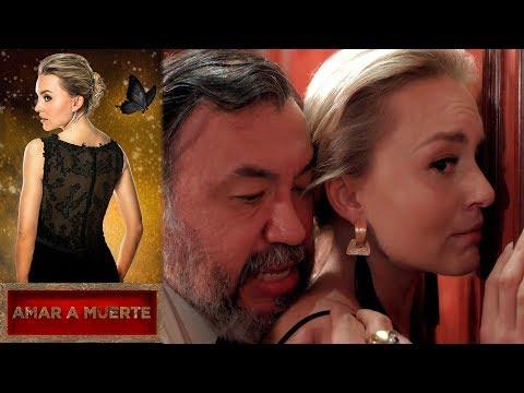 Servando intenta abusar de Lucía | Amar a muerte - Televisa