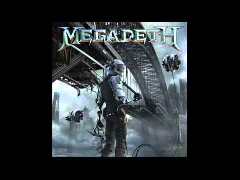 Megadeth -Bullet To The Brain