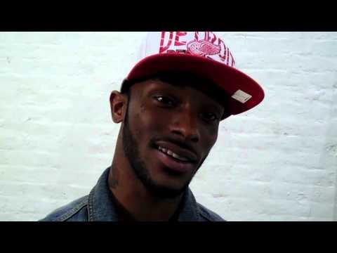 Angel | Interview | MTV Brand New 2012 | Music News